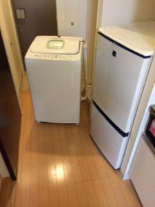 洗濯機の不用品回収